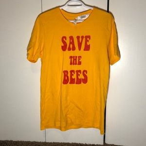 Brand New Save The Bees T-Shirt